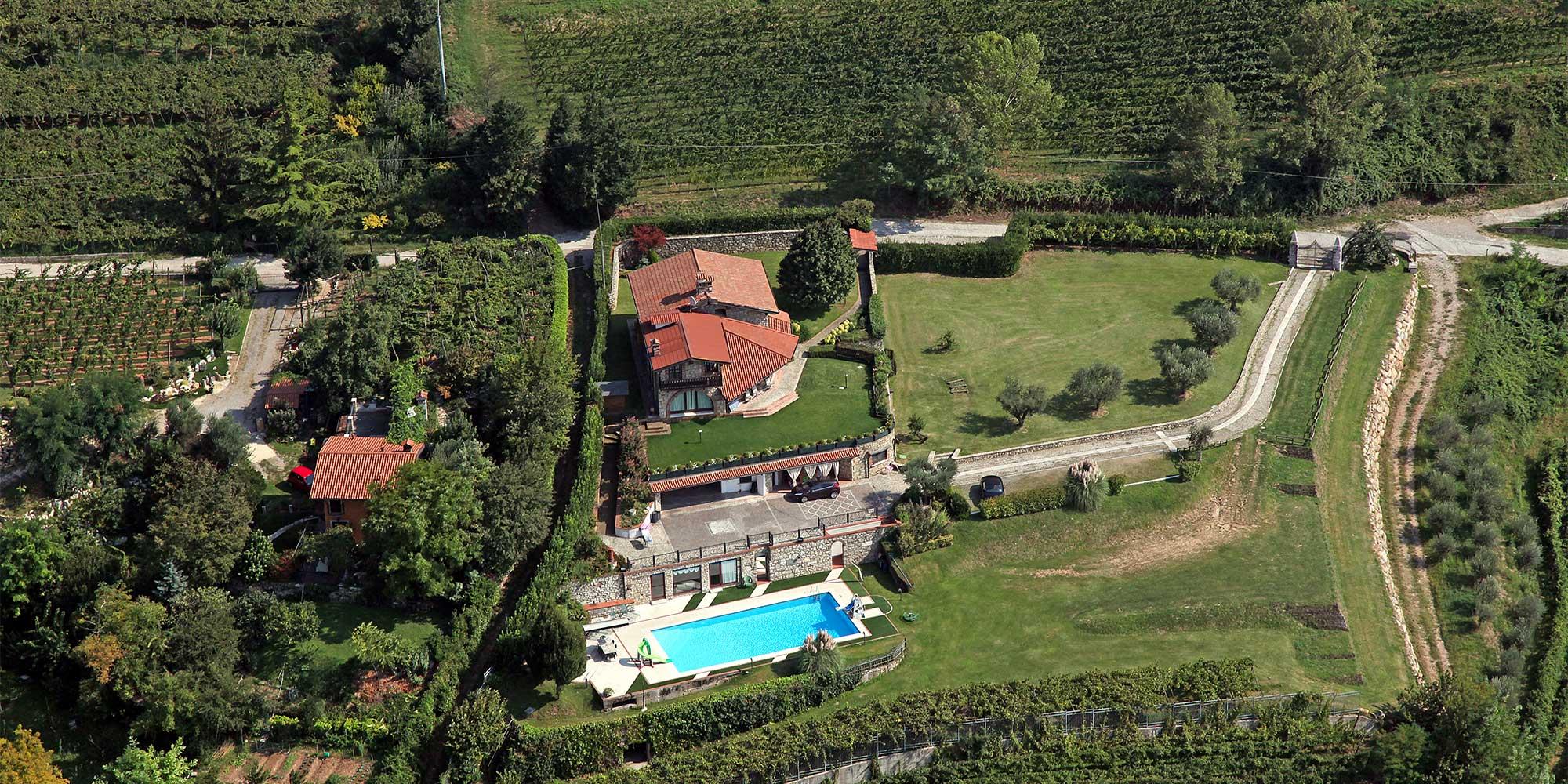 Villa del Colle, Franciacorta
