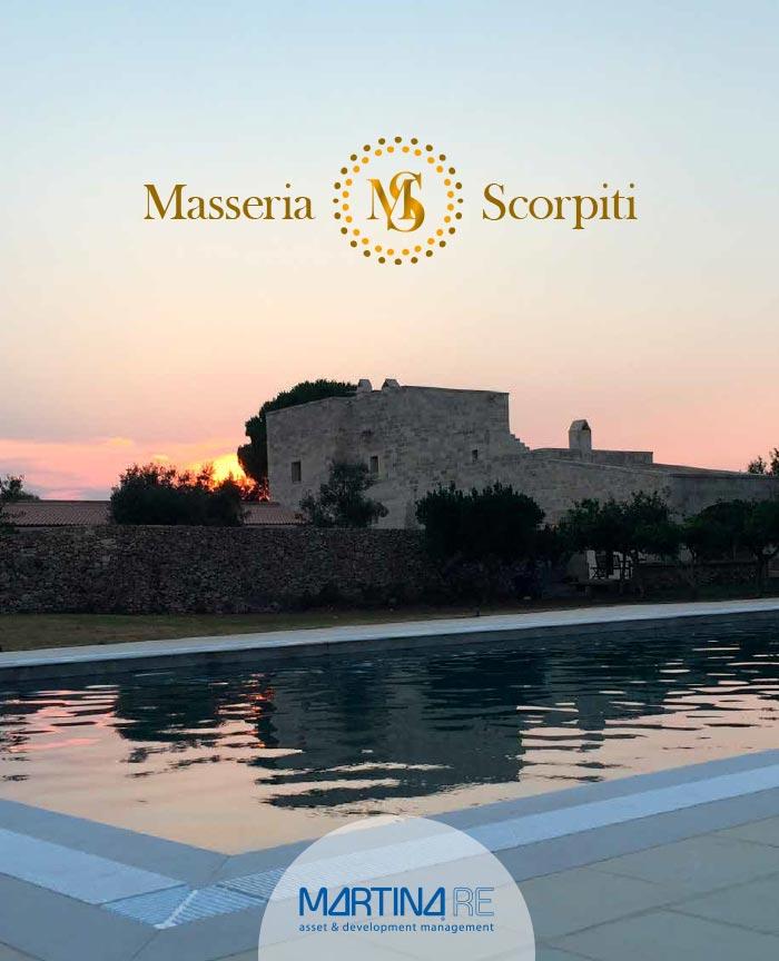 Download book Masseria Scorpiti
