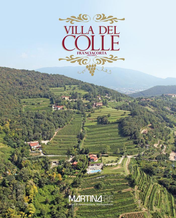 Download book Villa del Colle