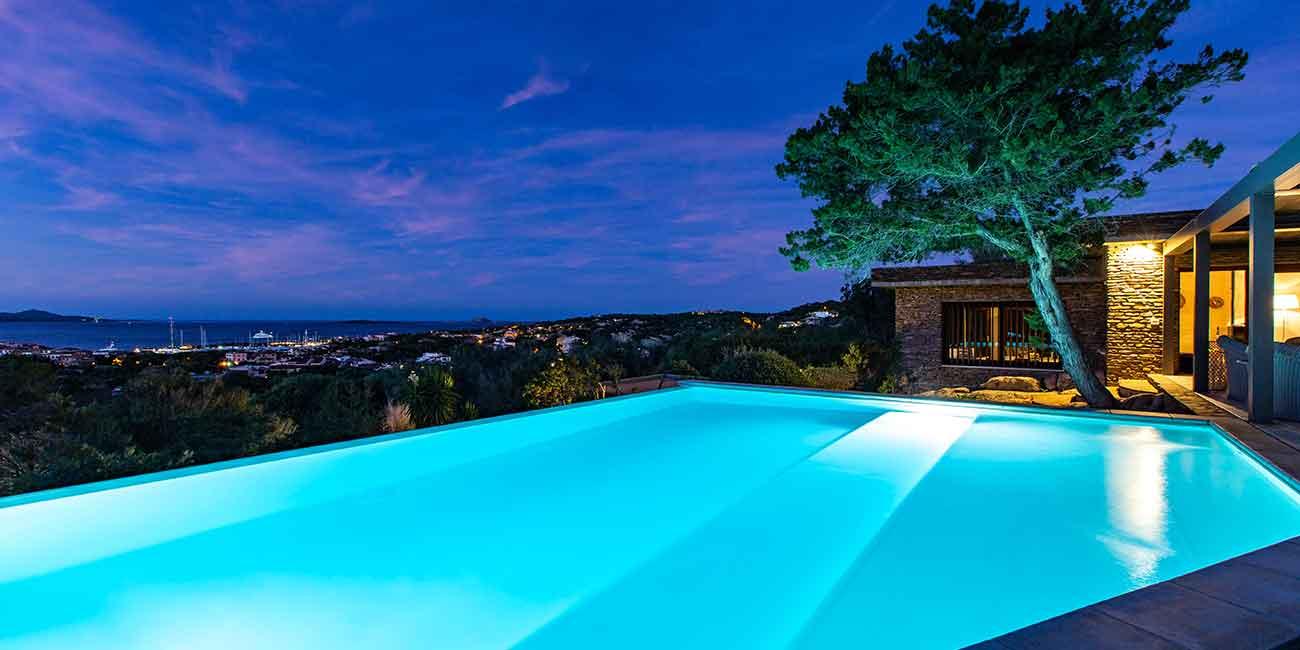 Villa Smeralda, Porto Rotondo, Sardegna