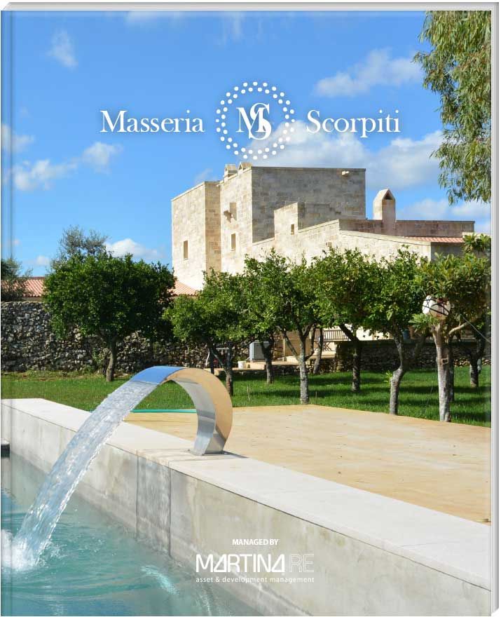 Download book Masseria Scorpiti
