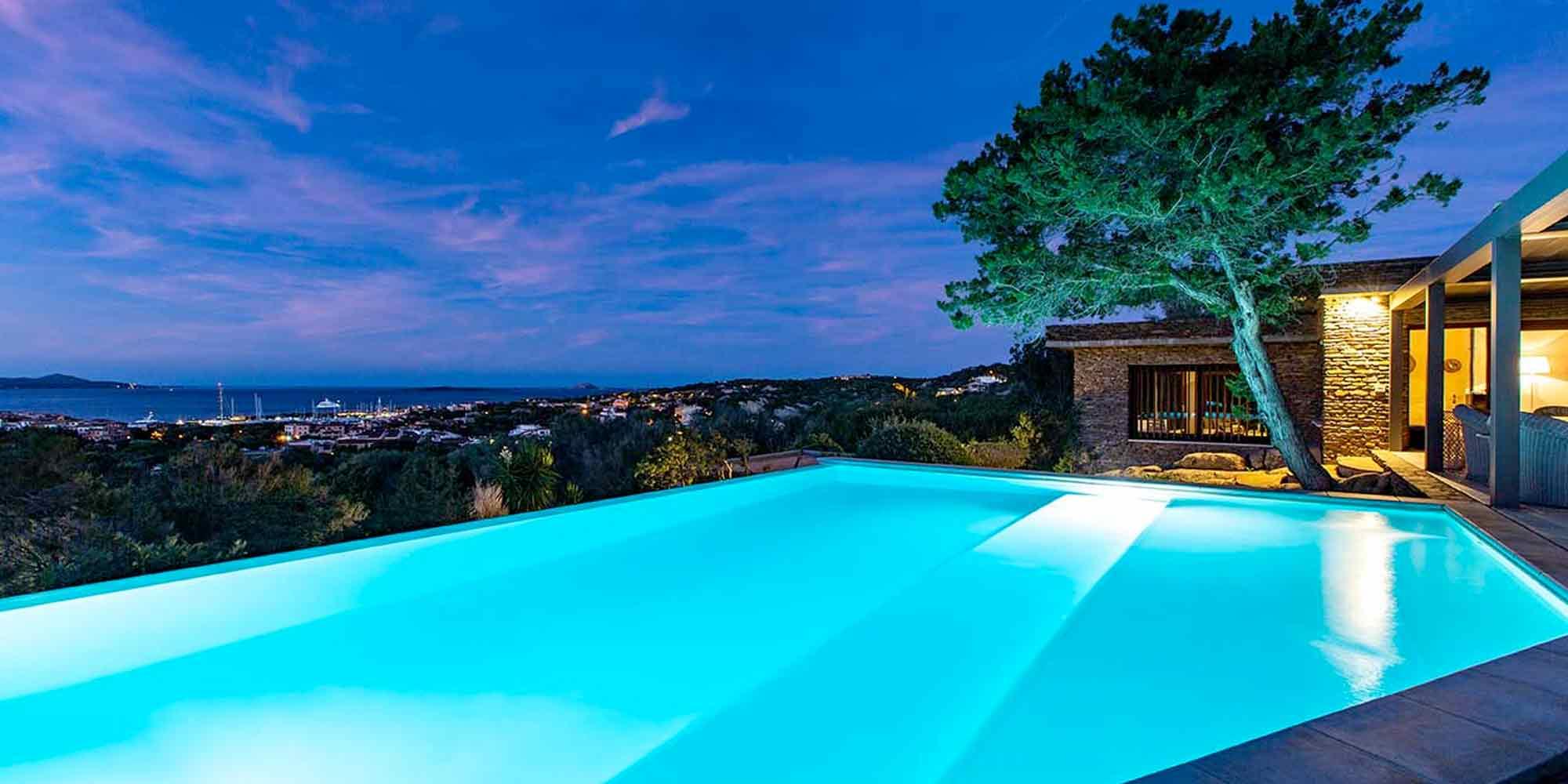 Villa Smeralda, Sardegna